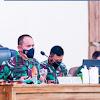 Pangdam Hasanuddin Pimpin Apel Dansat Tersebar TNI AD Tahun 2021