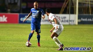 Persib Bandung: Mario Gomez Ubah Posisi Supardi dari Bek Jadi Pemain Sayap