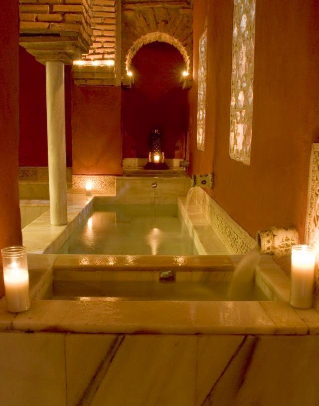 Baño Arabe En Toledo:LA GUARIDA DE BAM: Los baños árabes