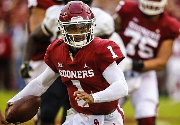 VIDEO QB Kyler Murray @OU_Football enters into 2k19 NFL Draft as