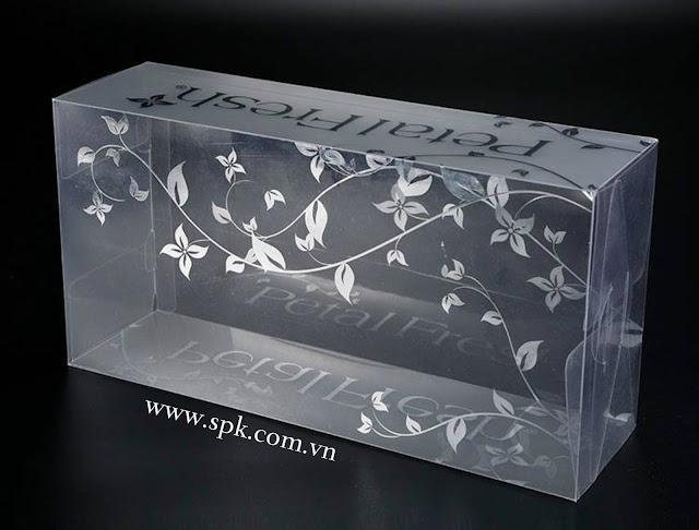 Bán hộp nhựa trong suốt