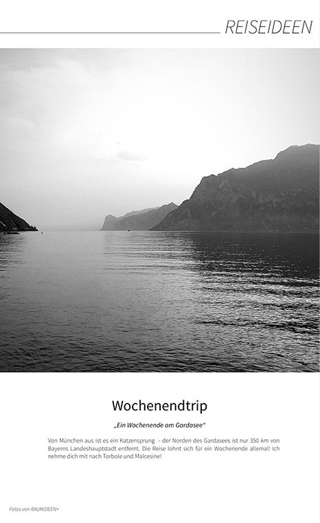 Der Gardasee und Malcesine - meine Reisetipps.