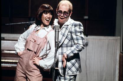 Un Clásico: Elton John - Don't Go Breaking My Heart (con Kiki Dee)