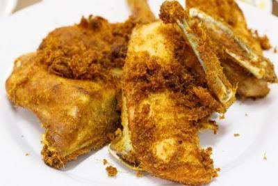Resep Ayam Goreng Lengkuas, Sukses Bikin Nasi Hangat di Rumah Ludes