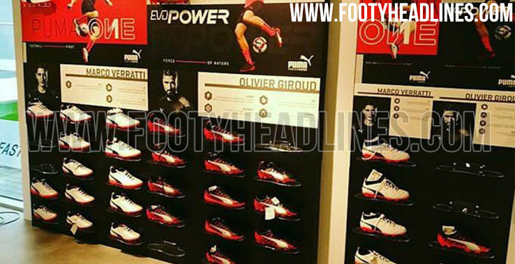 80cda1100ec This is the totally new Puma ONE soccer boot. (picture via   siemprefutbol.es)
