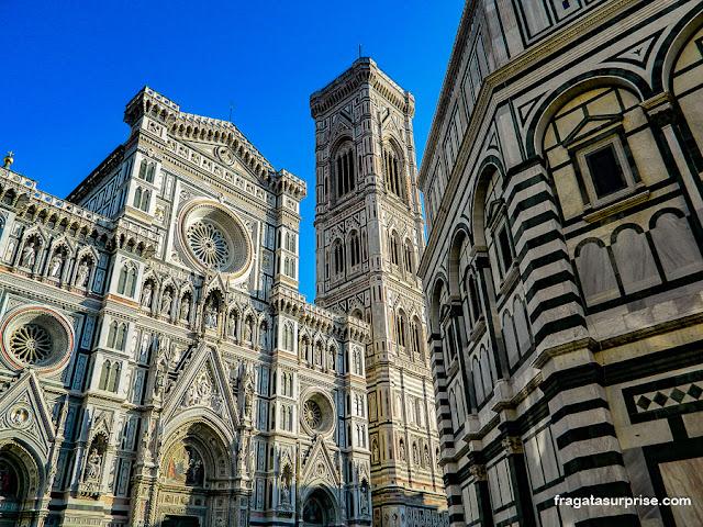 Fachada do Duomo de Florença (Catedral)