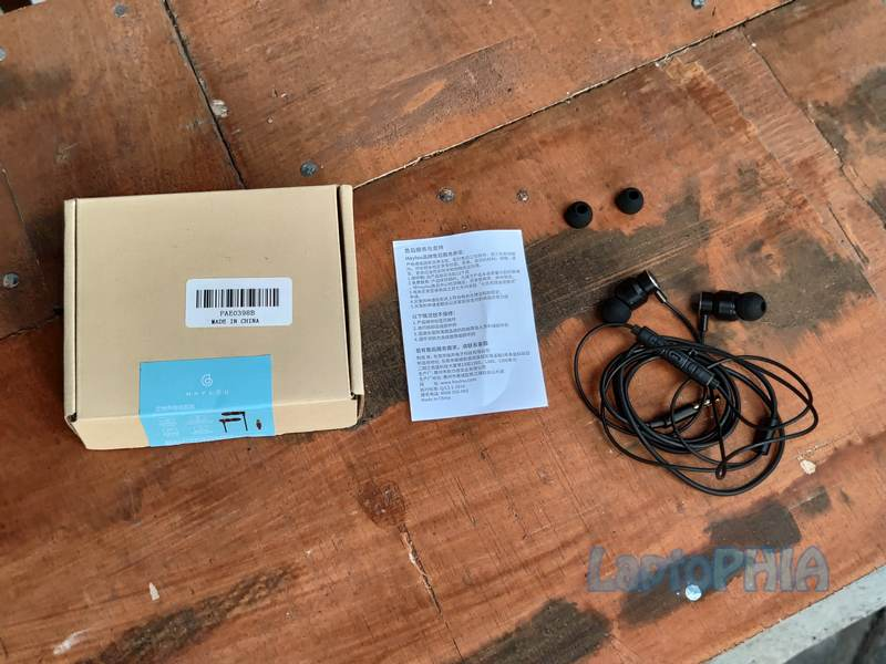 Paket Pembelian Haylou H8