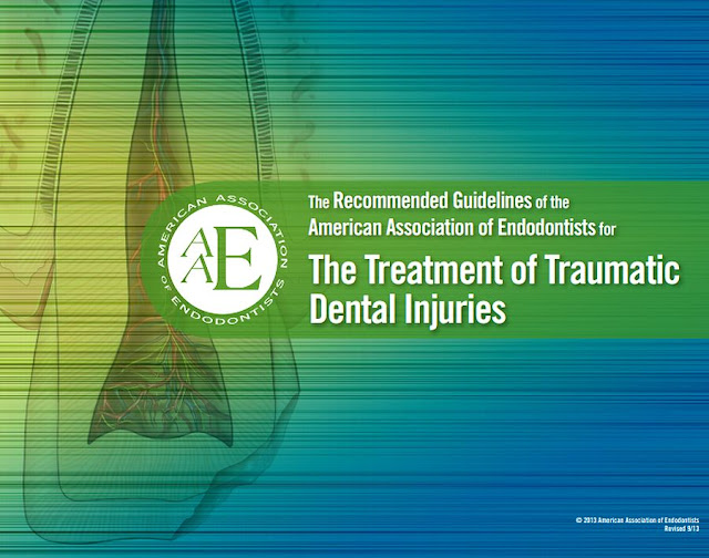 GUIDELINES: The Treatment of Traumatic Dental Injuries - American Association of Endodontists