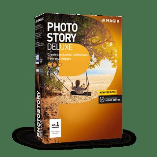 MAGIX Photostory 2017 Deluxe 16.1.4.75 X64(Inglés)(crea diapositivas de lujo)