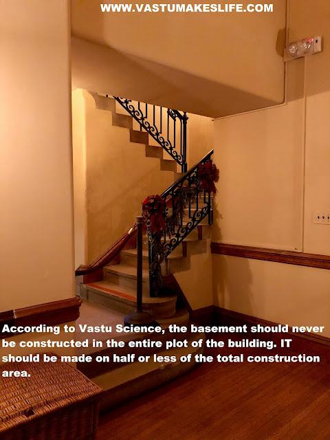 Vastu Guidelines for Basement Construction