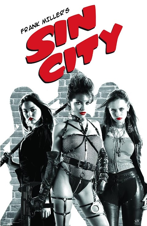 Sin City 2005 EXTENDED UNRATED 720p BrRip x264 Full  Movie