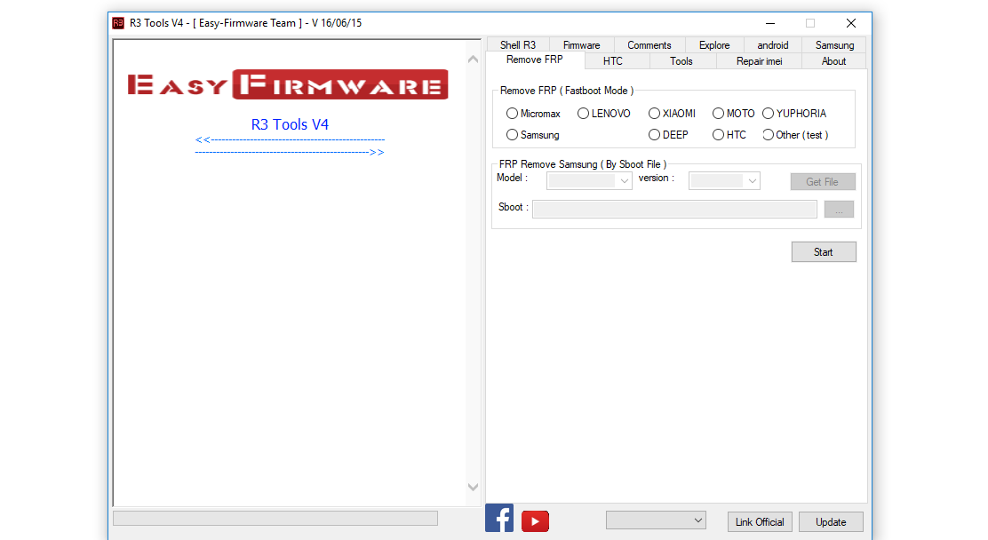 R3 Tools latest V4  cracked tool download - GSM Solution