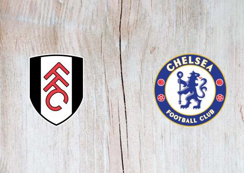 Fulham vs Chelsea -Highlights 16 January 2021