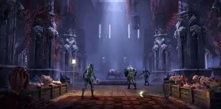 Elder Scrolls Online,ESO Castle Thorn, Preparation & Initial Boss Fights,