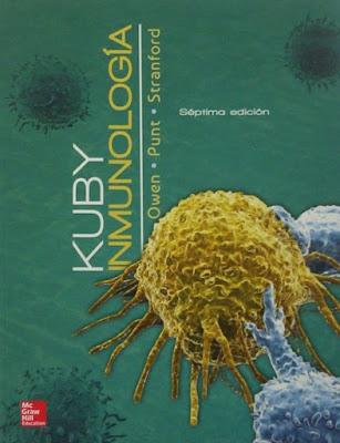 Portada Inmunología kuby 7