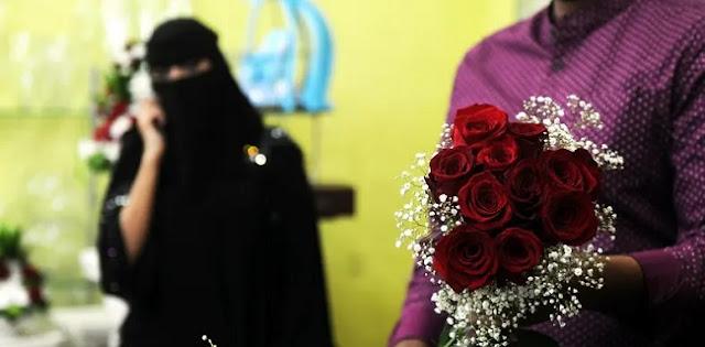 Hari Valentine Di Arab Saudi, Dulu Kucing-kucingan, Sekarang Terang-terangan