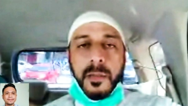 Firasat Tak Enak Syekh Ali Jaber Sebelum Ditusuk Orang Tak Dikenal