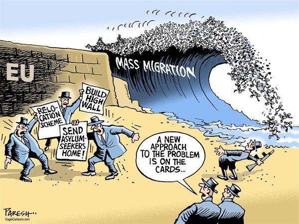Ο εποικισμός της αποικίας χρέους