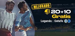 bwin promocion Leganés vs Getafe 17 enero 2020