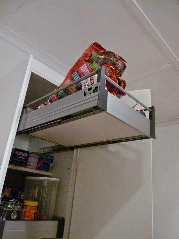 See Through Pantry Drawer Ikea Hackers