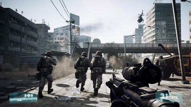 Battlefield 3 PC Setup
