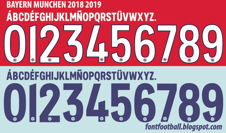 2018 2019 Font Images - Reverse Search
