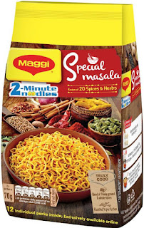 Nestle India partners with Flipkart to launch MAGGI Special Maso/a noodles