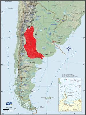 mamíferos endemicos de Argentina
