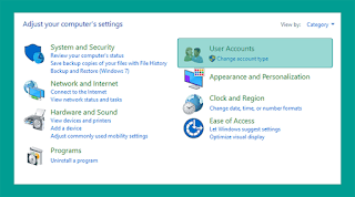 Cara Mematikan User Account Control Windows