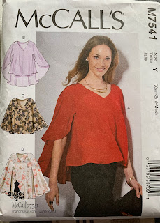 McCall's 7541 Pattern Cover