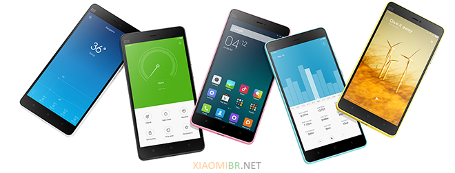Xiaomi Mi 4i - MIUI 6
