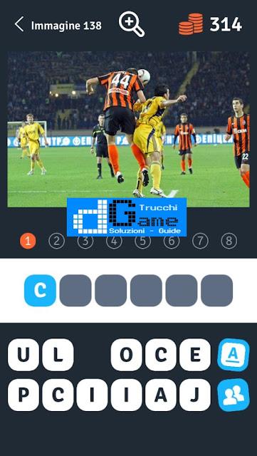 Soluzioni 1 Immagine 8 Parole soluzione livello 131-140