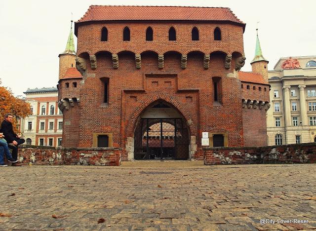 Krakow - Barbikan