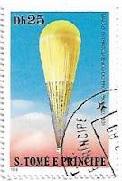Selo Balão Estratosférico