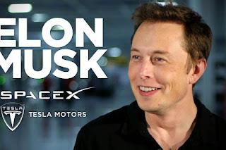Biografi Elon Musk CEO dan Product Architect Tesla
