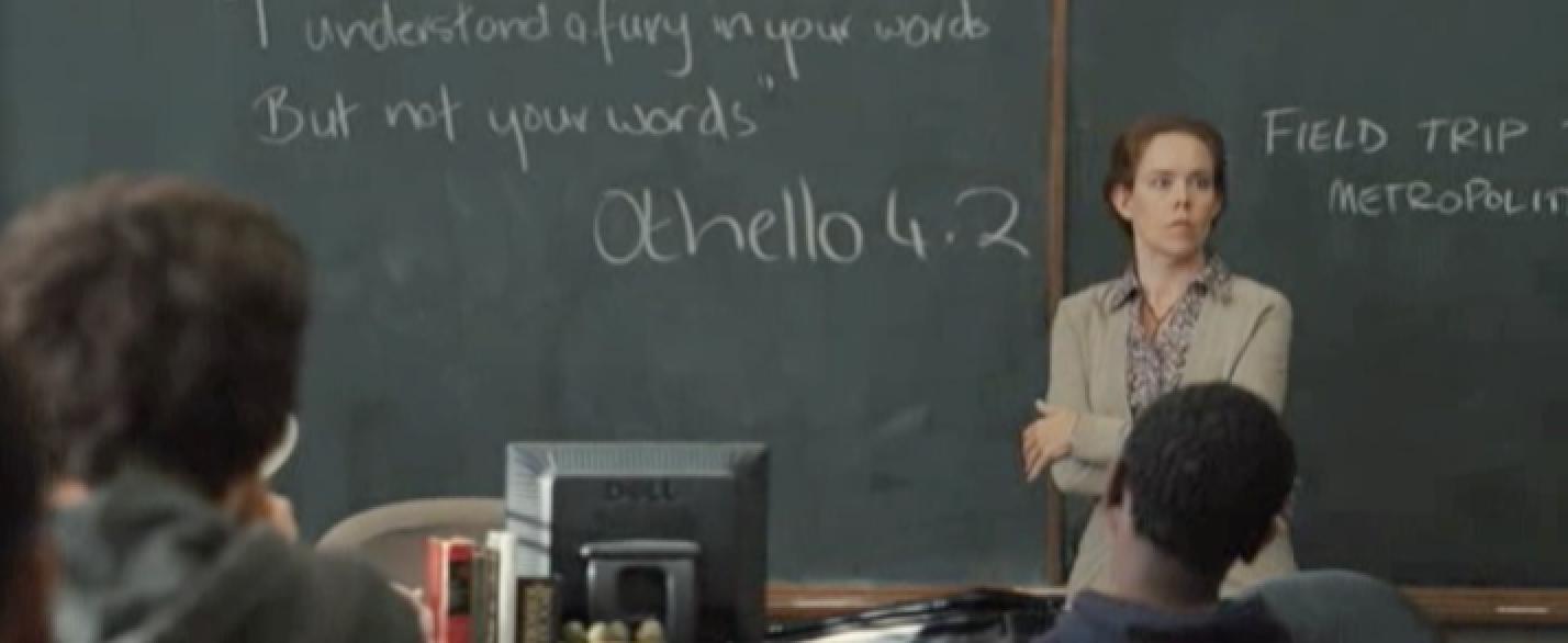 Bardfilm: Does Percy Jackson Like Shakespeare?