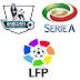Widget Klasemen Liga Domestik di Eropa