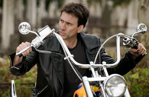 Jual Jaket Kulit Harga Murah Model Ghost Rider
