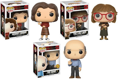 Twin Peaks Pop! Vinyl Figures by Funko