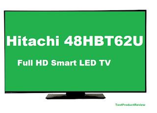 Hitachi 48HBT62U LED TV