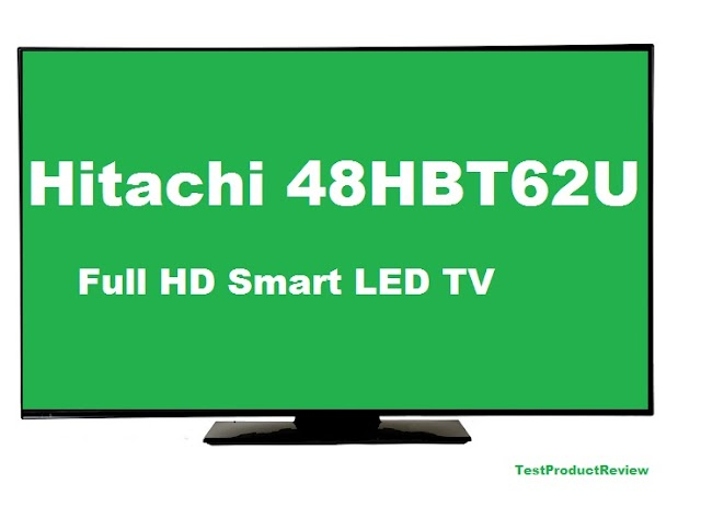 Hitachi 48HBT62U 48 inch Full HD Smart LED TV