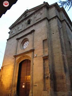 Iglesia de Santa María de los Reyes en Laguardia