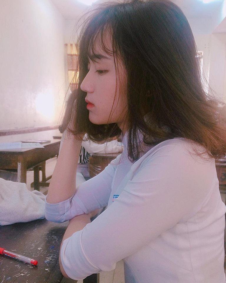 Tuyển tập girl xinh gái đẹp Việt Nam mặc áo dài đẹp mê hồn #60 - 13