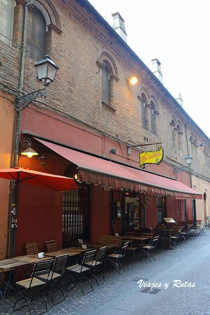 Al Brindisi de Ferrara