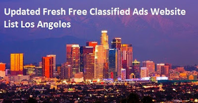Los Angeles Classified Sites List