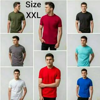 Sales Kaos Polos Bahan Polyester Online di Kabupaten Blitar