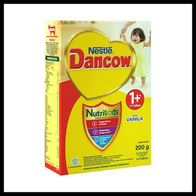 dancow nutritods 1+