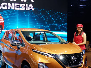 Donna Agnesia Pengguna All New Nissan Livina