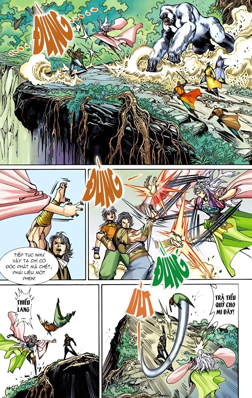 Bạch Phát Quỷ chap 6 - Trang 19