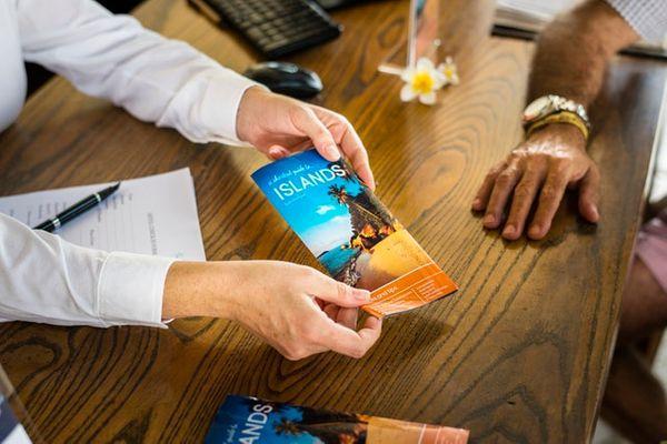 Efektifitas penyebaran brosur untuk promosi bisnis